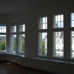 okna skrzynkowe ze szprosami