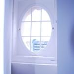 okno krosnowe ze szprosami