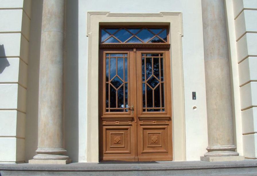drzwi Pałac w Przelewicach