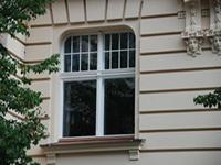Okna skrzynkowe