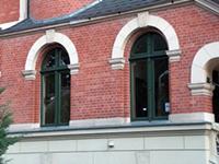 Okna zespolone do zabytków