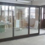 okno przesuwne typu HS o długości 6 metrów
