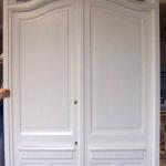 drzwi wejściowe dębowe z naświetlem